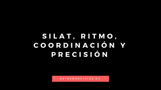 Silat, ritmo, coordinación y precisión